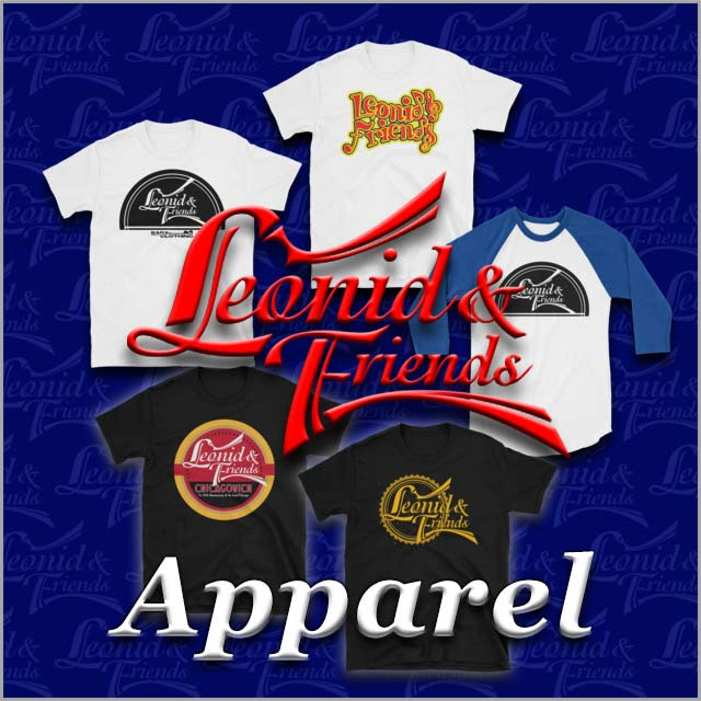 Leonid & Friends Apparel