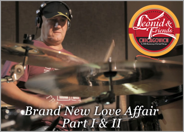 Brand New Love Affair Video