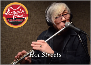 Hot Streets Video