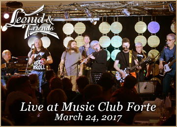 Live at Music Club Forte Video
